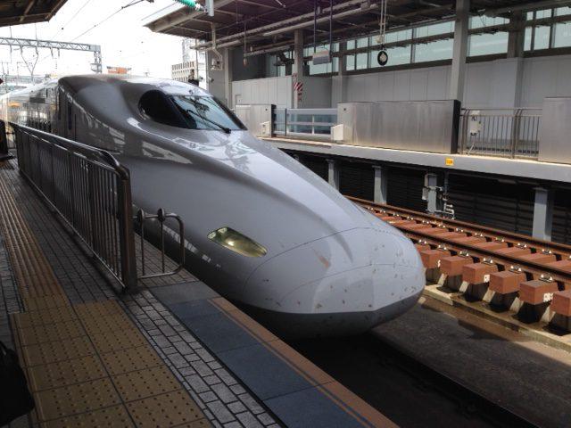 のぞみ 新大阪→東京