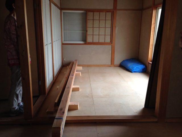 兵庫県神戸市須磨区 オールアース リノベーション工事