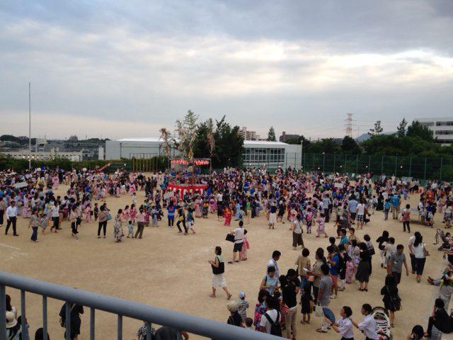 2016 盆踊り
