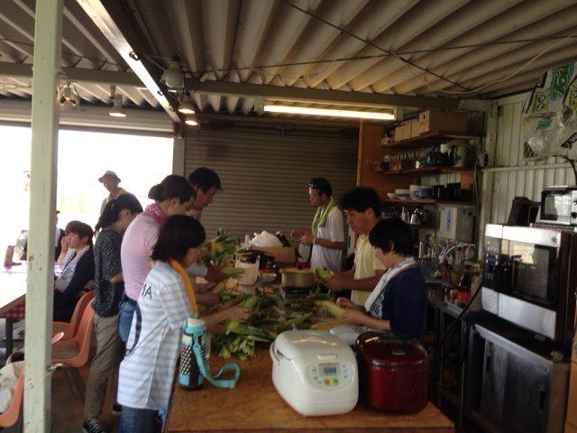 Cal farm神戸さん