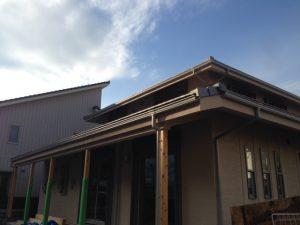 先日完成したオールアース住宅。高気密高断熱自然素材オールアースの住まいです