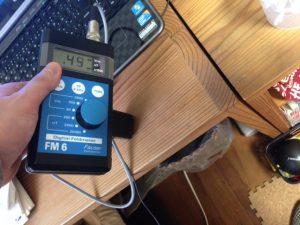 電磁波環境測定