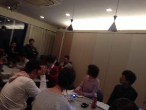 第44回職人起業塾@すみれ建築工房 本社セミナールーム