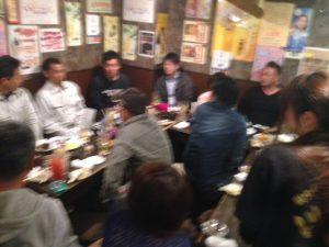 第44回職人起業塾 懇親会@にわ・とりのすけ伊川谷本店