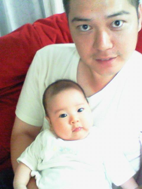 2007/09/21 18:31 生後3ヶ月 私も若いです